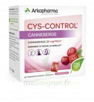 Cys-Control 36mg Poudre orale 20 Sachets/4g à REIMS