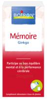 Boiron Mémoire Ginkgo Extraits de plantes Fl/60ml à REIMS