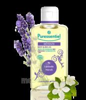 Puressentiel Sommeil - détente Huile de massage BIO** Détente - Lavande - Néroli - 100 ml à REIMS
