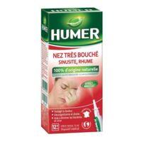 HUMER Nez très bouché, sinusite, rhume à REIMS