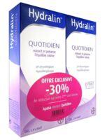 Hydralin Quotidien Gel lavant usage intime 2*200ml à REIMS