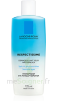 Respectissime Lotion waterproof démaquillant yeux 125ml à REIMS