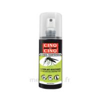 Cinq sur Cinq Zones Tempérées Lotion anti-moustique 100ml à REIMS
