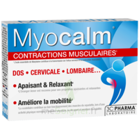 MYOCALM Comprimés contractions musculaires B/30 à REIMS